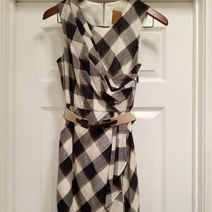 Ali Ro cotton belted dress